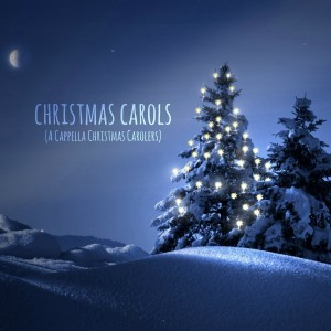 Christmas carols album cover